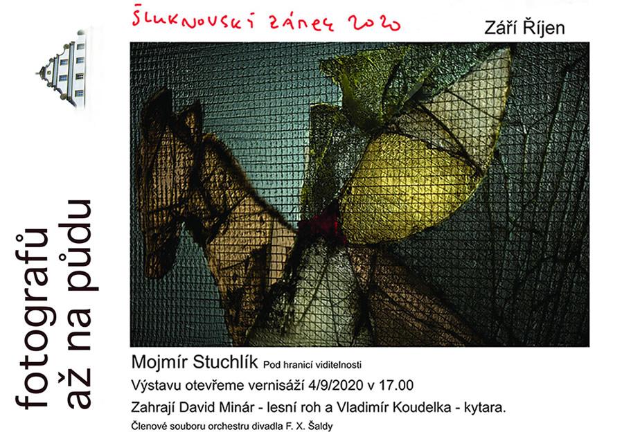 Výstava fotografií Mojmíra Stuchlíka
