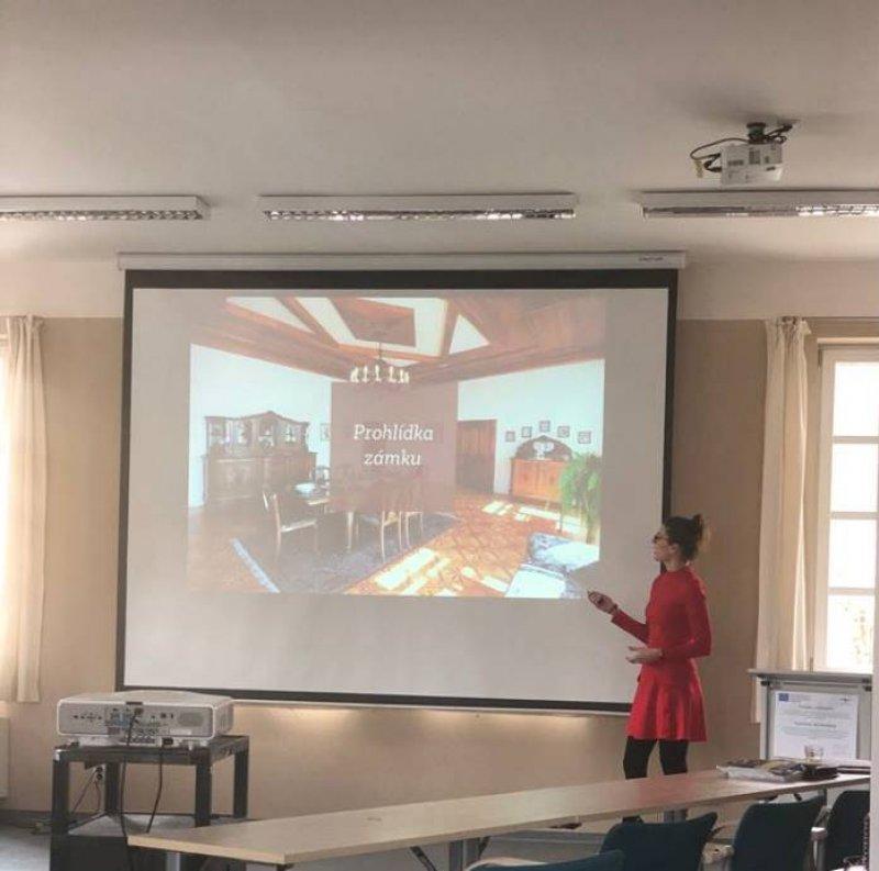 Školení infocenter v Domě Českého Švýcarska