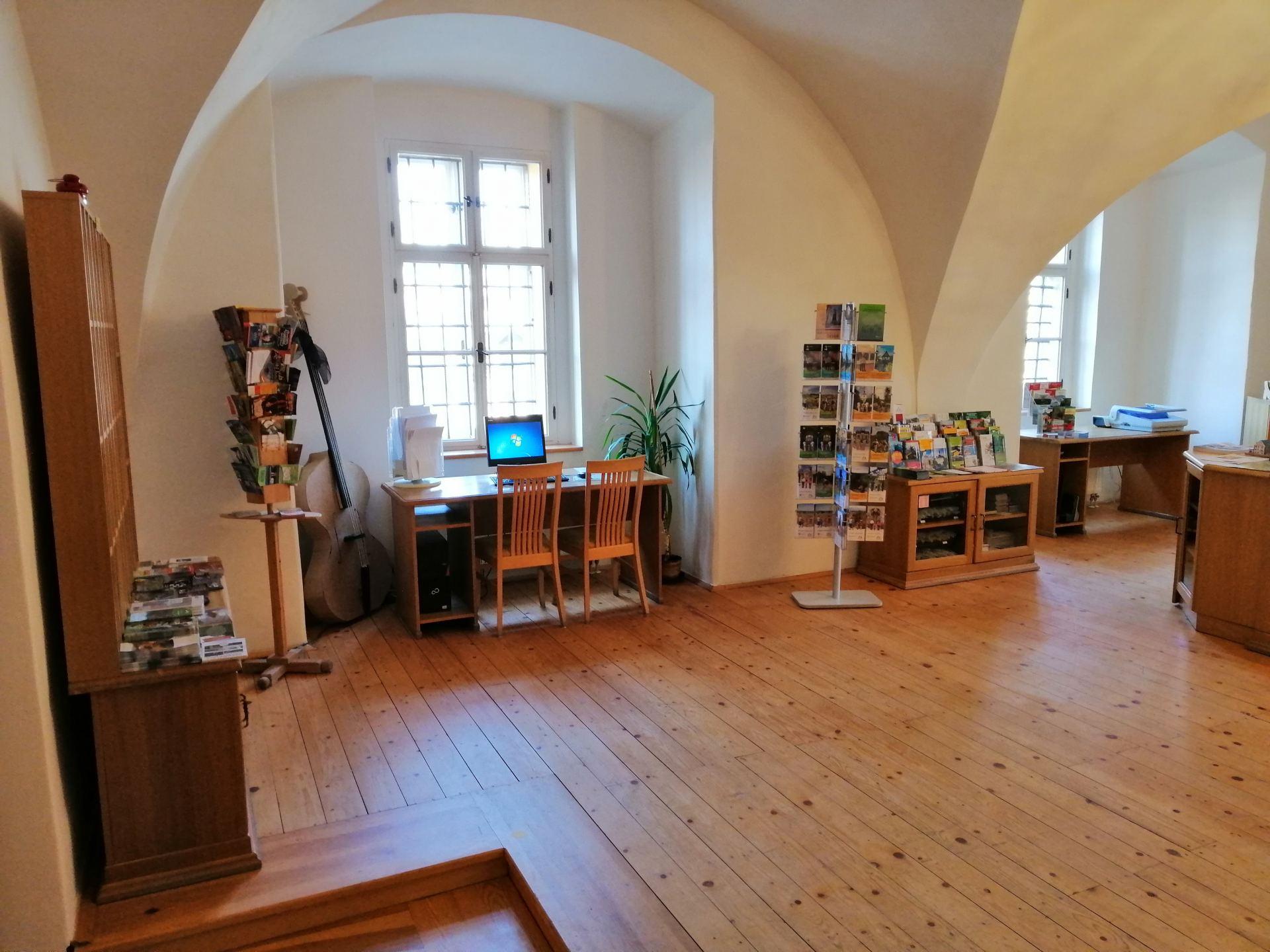 Regionální informační centrum Šluknov se přemístilo do jiných prostor
