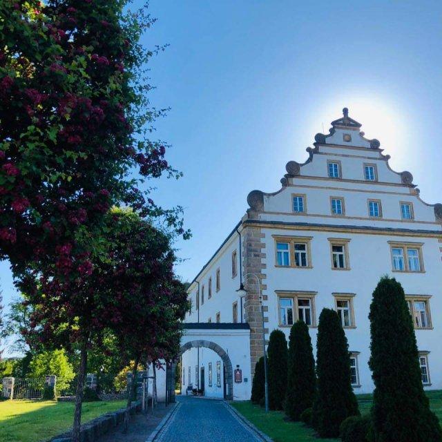 Šluknovský zámek opět otevřen!