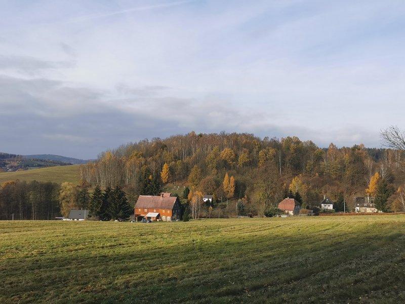 Po stopách zaniklé osady Försterei